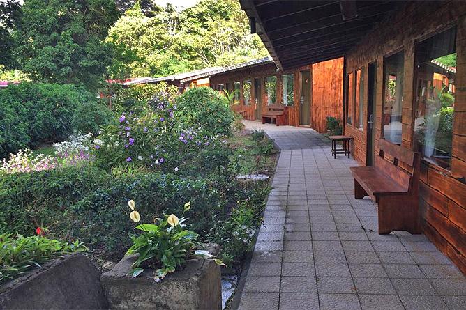 El Bosque Zimmer mit Terrasse