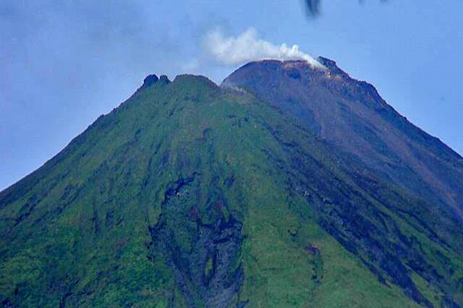 Arenal Montechiari Blick auf Vulkan Arenal