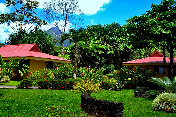Country Inn Arenal Bungalows