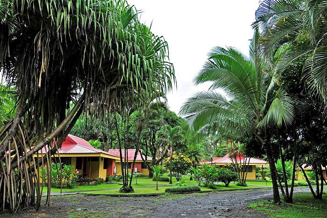 Country Inn Arenal Hotelanlage Bunalows