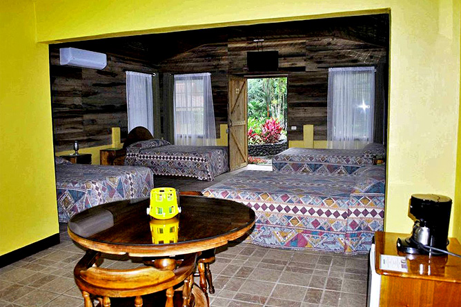 Country Inn Arenal Junior-Suite