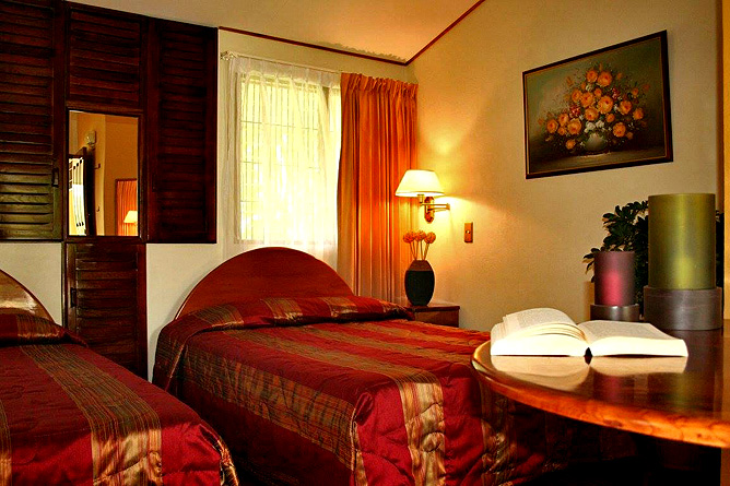 Country Inn Arenal Junior-Suite Einzelbetten