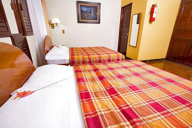 Country Inn Arenal Standard-Zimmer