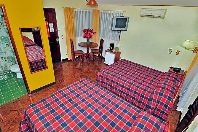 Country Inn Arenal Standard-Zimmer Doppelbetten