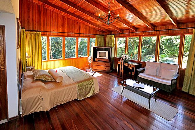 Fonda Vela Standard Zimmer mit Ausblick