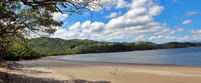 Guanacaste Nationalpark Santa Rosa Sektor Junquillal