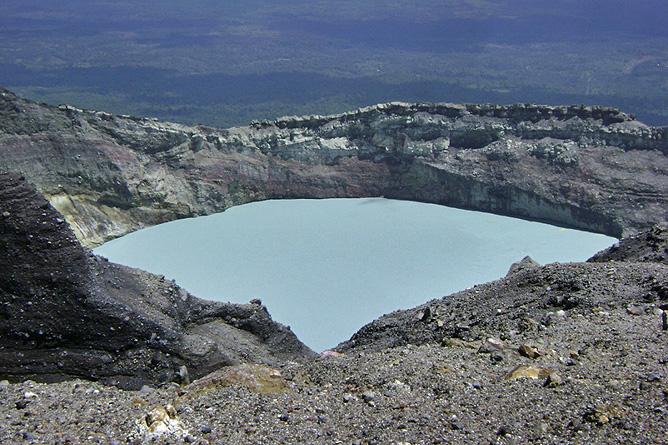 Guanacaste Nationalpark Vulkan Rincón de La Vieja