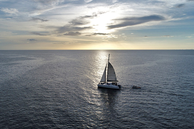 Guanacaste Offener Ozean