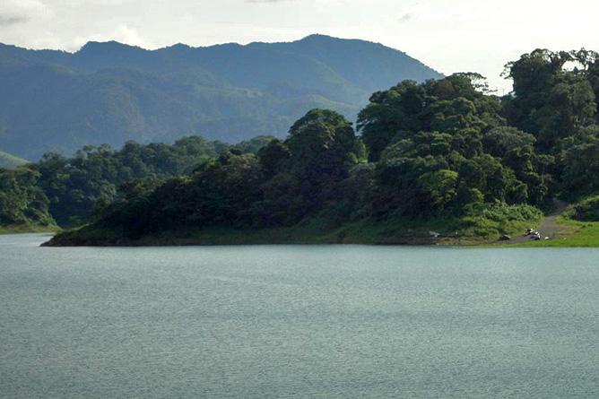 La Ceiba Umgebung Arenalsee