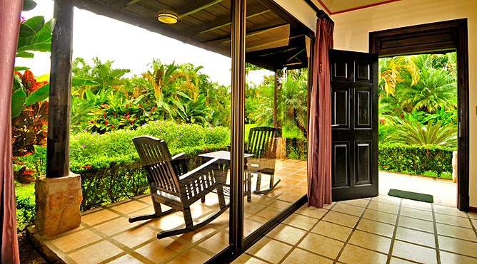 Manoa Arenal Junior-Suite Terrasse