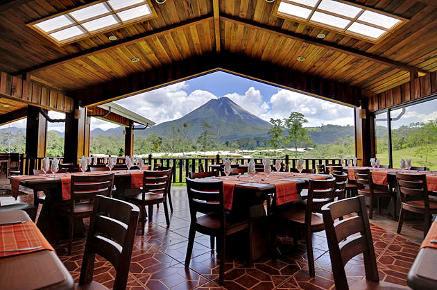 Manoa Arenal Restaurant