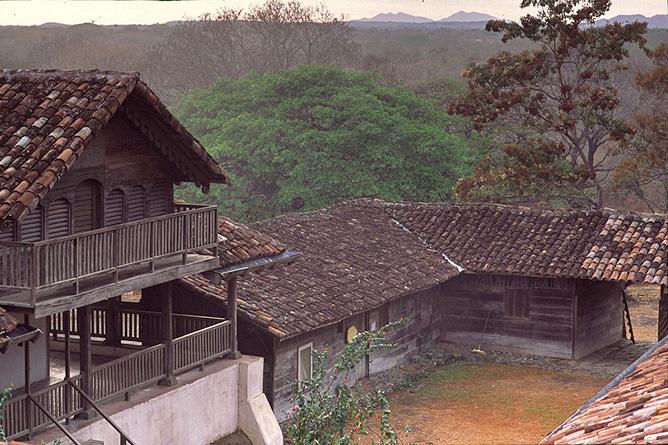 Santa Rosa Nationalpark Casona Guanacaste