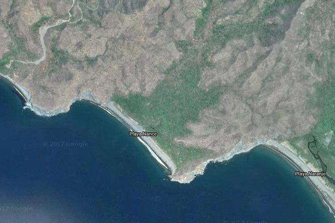 Playa Nancite Guanacaste