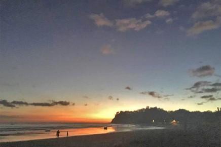 Samara-Beach_Sonnenuntergang-Playa-Samara