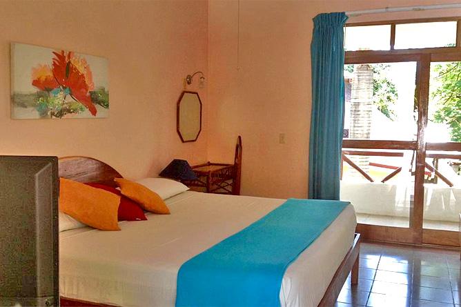 Samara Beach Standard-Zimmer mit Balkon