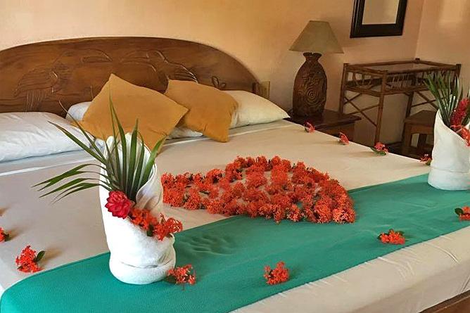 Samara Beach Standard-Zimmer Kingbett