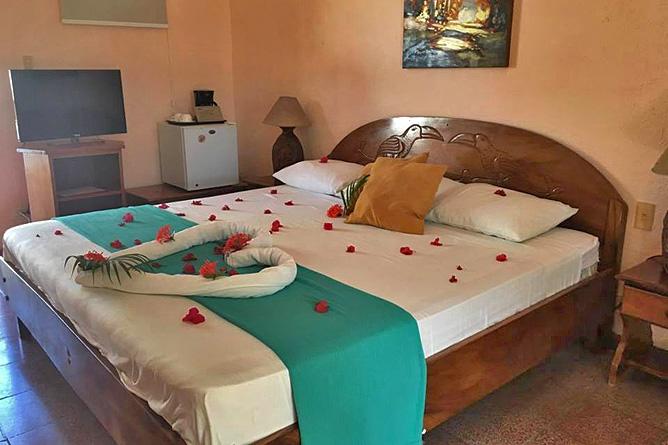 Samara Beach Standard-Zimmer mit Minibar und TV