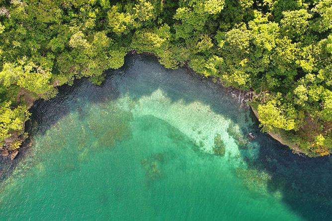 Guanacaste Tauchplätze