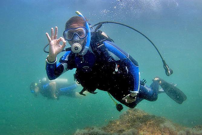 Tauchen Guanacaste Scuba-Diving