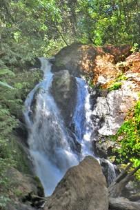 Corcovado Nationalpark_Eingang San Pedrillo_Wasserfall_Christine_2014