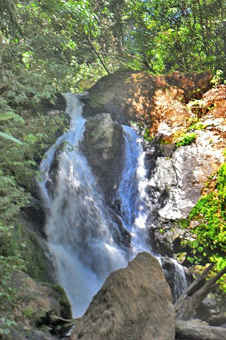 Corcovado Nationalpark – Eingang San Pedrillo Wasserfall