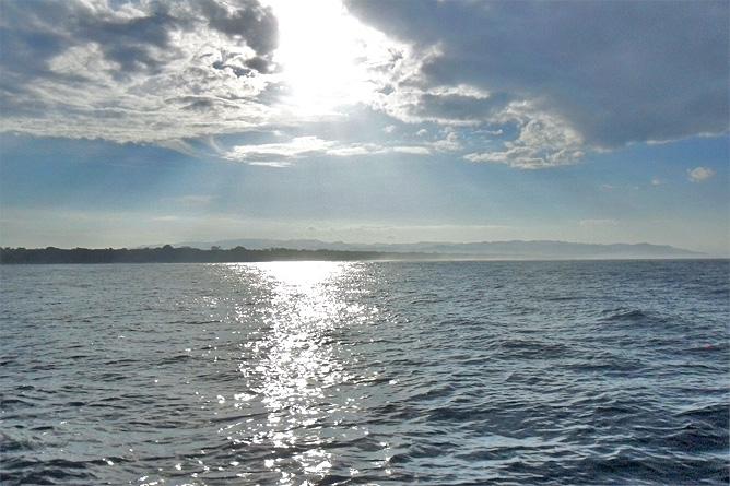 Corcovado Nationalpark – Boot, Anfahrt Sirena