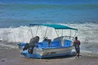 Corcovado Natonalpark_Eingang San Pedrillo_Boote von Drake Bay_Foto Christine_2014
