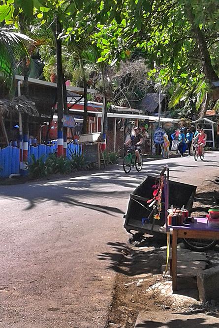 Fahrradfahren Südkaribik Fahrradfahren durch Puerto Viejo