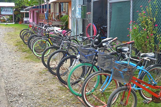 Fahrradfahren Südkaribik Fahrradverleih Puerto Viejo