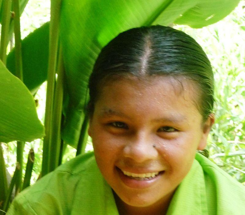Indigene Bevölkerung Bribri