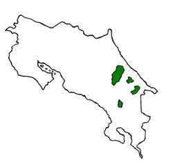 Indigene Bevölkerung Cabecar