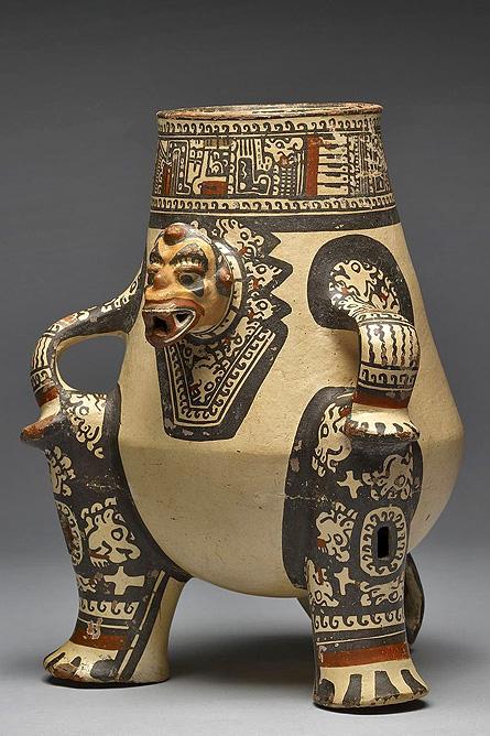 Indigene Bevölkerung Chorotega Handwerkskunst