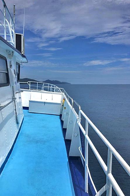 Isla de Coco – Tauchgänge mit dem Boot
