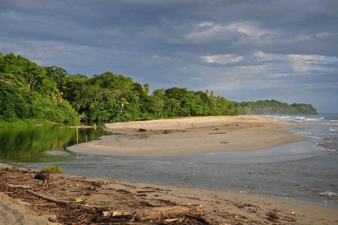 Klima Costa Rica Karibik Strand