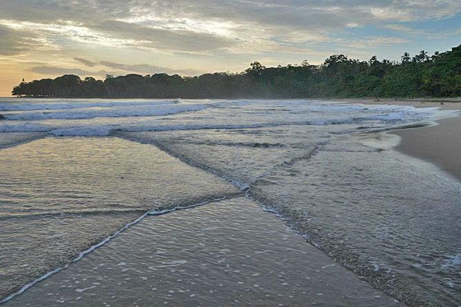 Klima Costa Rica Meeresstörmung