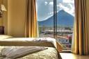 La Fortuna Hotel - Zimmer mit Ausblick