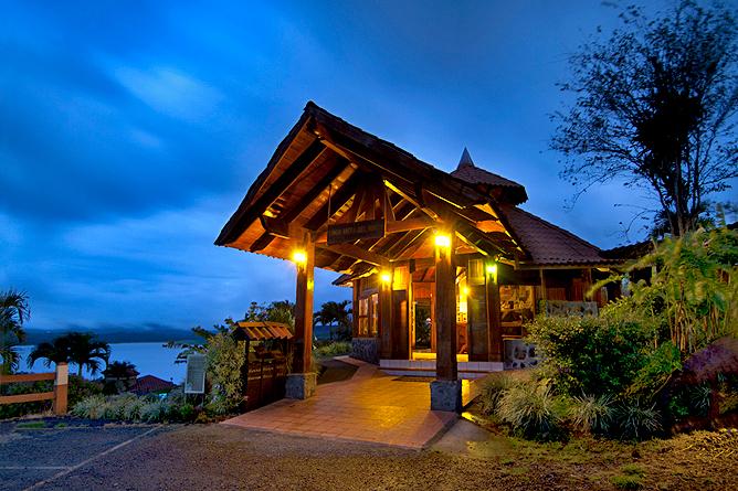 Linda Vista Arenal – Hotelanlage