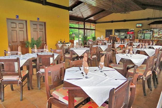 Linda Vista Arenal – Restaurant