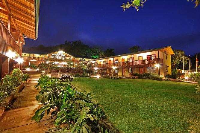 Monteverde Country Hotelanlage Zimmer