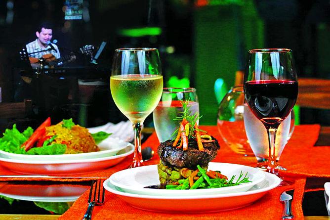 Monteverde Country Restaurant Speisen