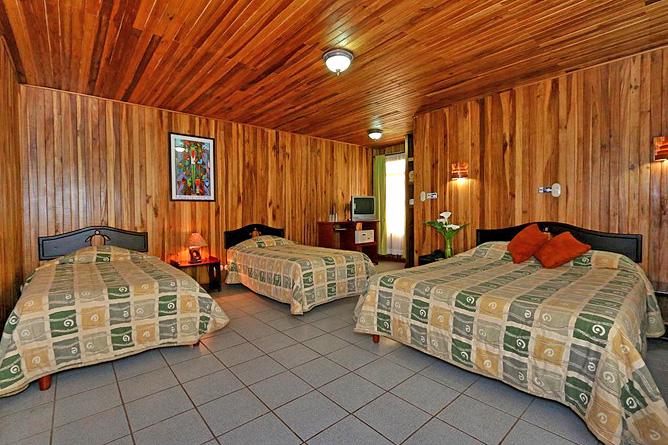 Monteverde Country Standard-Zimmer Familie