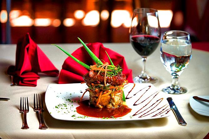 Poco a Poco Restaurant Gourmet-Menü