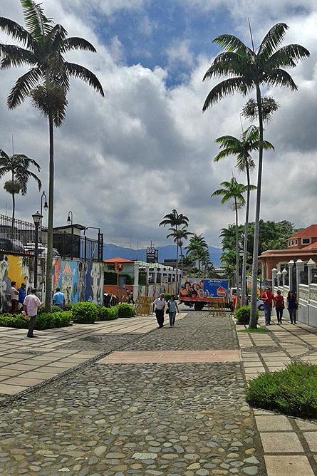 San José Nationalmuseum – Calle 17 zum Museum