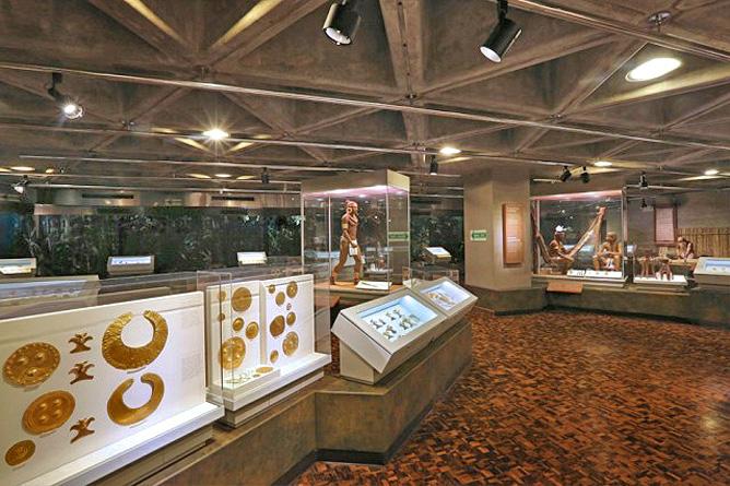 San José Goldmuseum