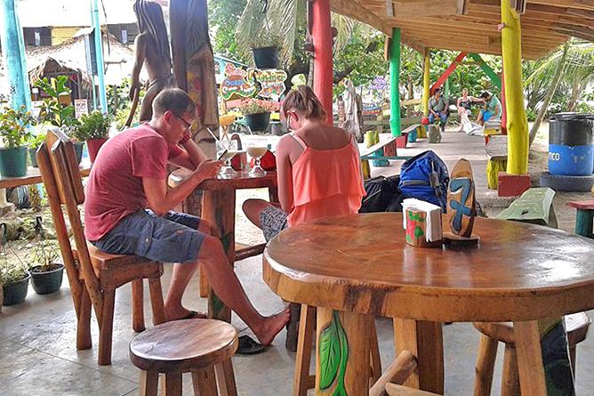 Sodas und Pulperías – Soda, ungezwungene Atmosphäre