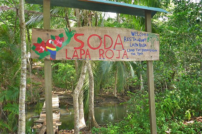 Sodas und Pulperías – Sodas in abgelegensten Gebieten