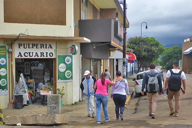Sodas und Pulperías – antike Pulpería in San José Aranjuez