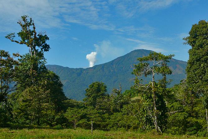 Albergue El Socorro Umgebung Vulkan Poas