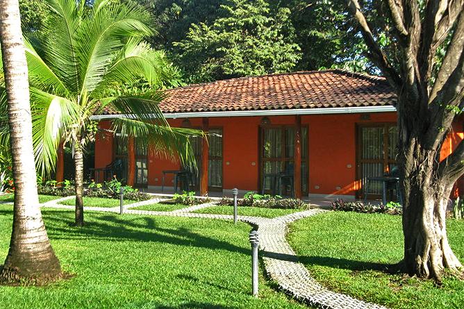 Bahia Esmeralda Standard Zimmer Aussenansicht