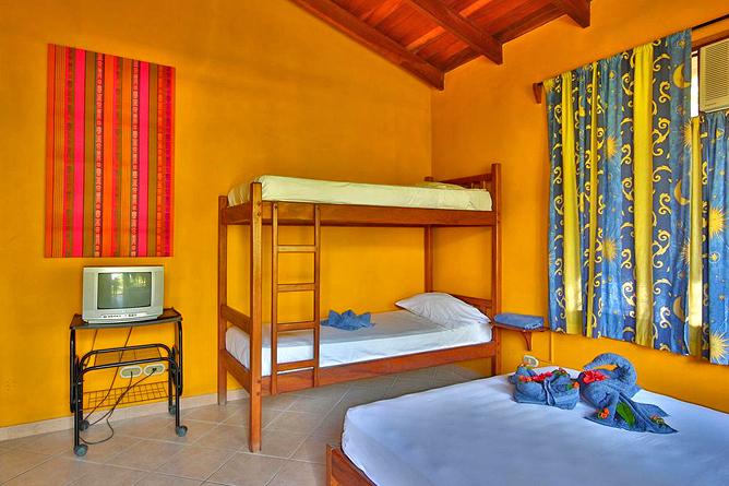 Bahia Esmeralda Standard Zimmer Quadruple